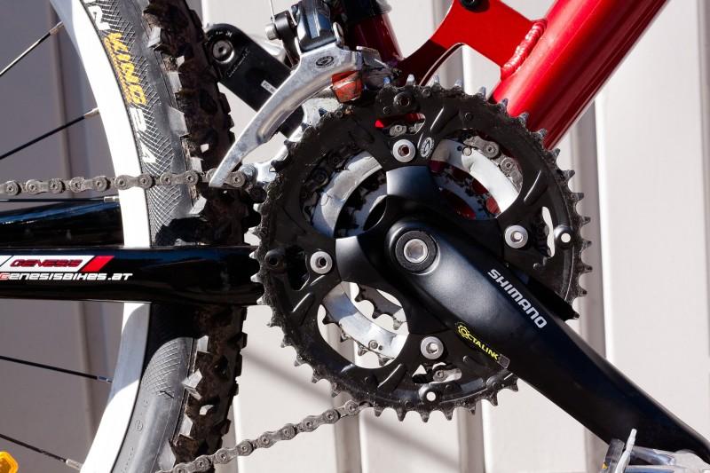 Seje flade pedaler til mountainbike giver maksimal køreglæde