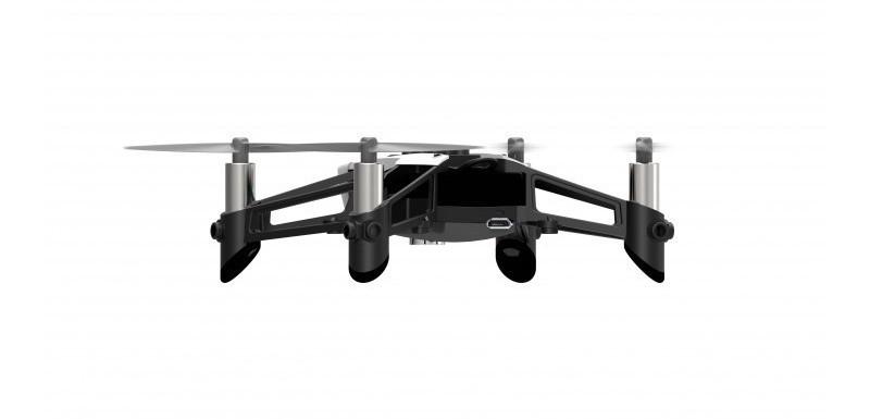Først med de populære droner