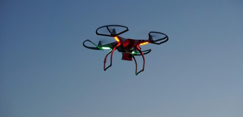 Oplev spændingen ved at flyve med droner