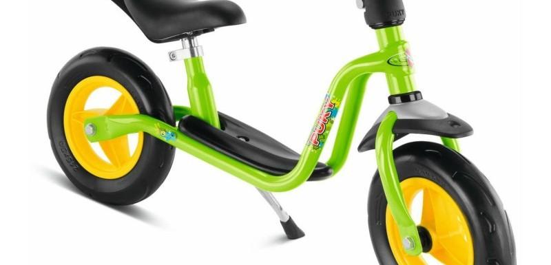 PUKY er den ideelle løbecykel til at styrke dit barns motorik