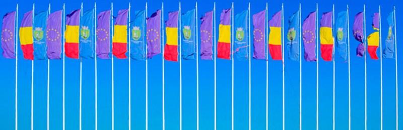 Brand dig med dit eget flag